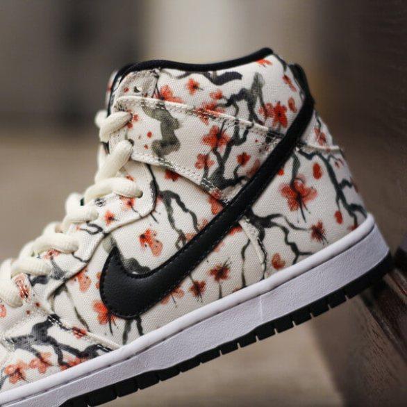 Nike Dunk High Pro SB Cherry Blossom_16