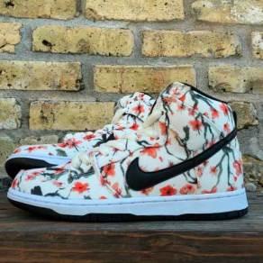 Nike Dunk High Pro SB Cherry Blossom_34