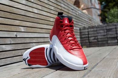 Air Jordan 12 Retro Gym RedWhite_06