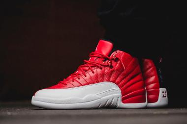 Air Jordan 12 Retro Gym RedWhite_11