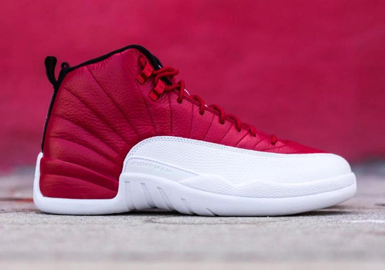 Air Jordan 12 Retro Gym RedWhite_36