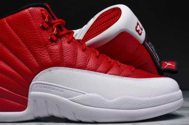 Air Jordan 12 Retro Gym RedWhite_19