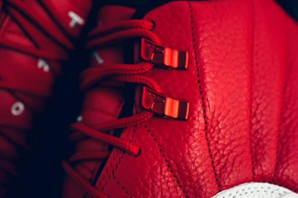 Air Jordan 12 Retro Gym RedWhite_33