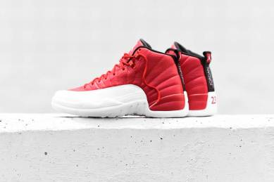 Air Jordan 12 Retro Gym RedWhite_48