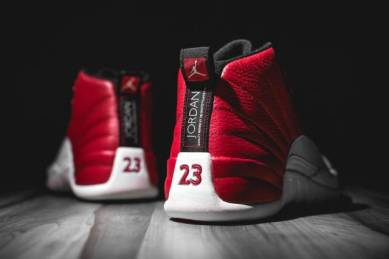 Air Jordan 12 Retro Gym RedWhite_27