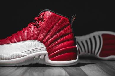 Air Jordan 12 Retro Gym RedWhite_28