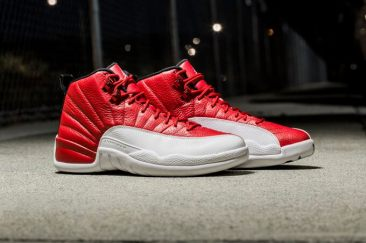 Air Jordan 12 Retro Gym RedWhite_31