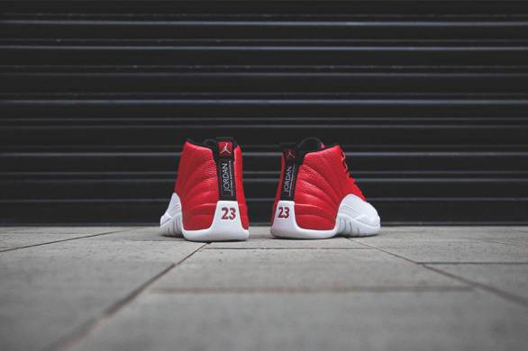 Air Jordan 12 Retro Gym RedWhite_22