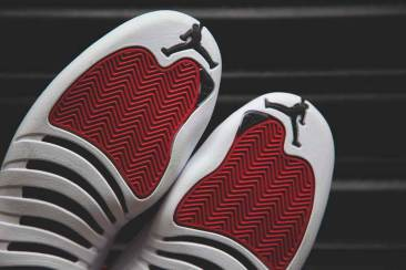 Air Jordan 12 Retro Gym RedWhite_30