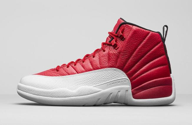 Air Jordan 12 Retro Gym RedWhite_43