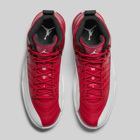 Air Jordan 12 Retro Gym RedWhite_44