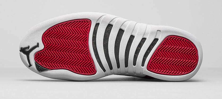 Air Jordan 12 Retro Gym RedWhite_46