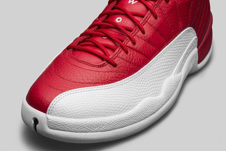 Air Jordan 12 Retro Gym RedWhite_47