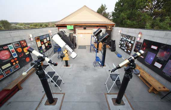 Image result for oregon observatory sunriver