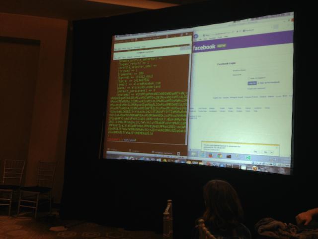 Demonstrating Credential Harvest attack using SEToolkit