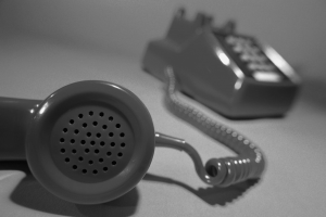 Phone B&W
