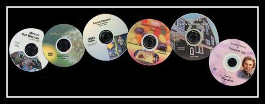 Custom DVDs