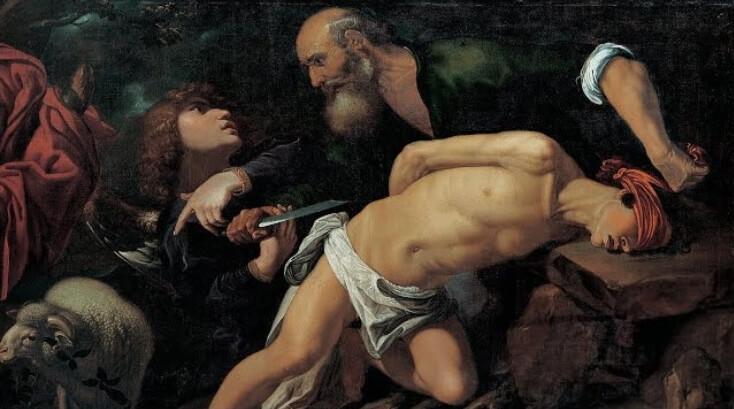 亞伯拉罕獻以撒