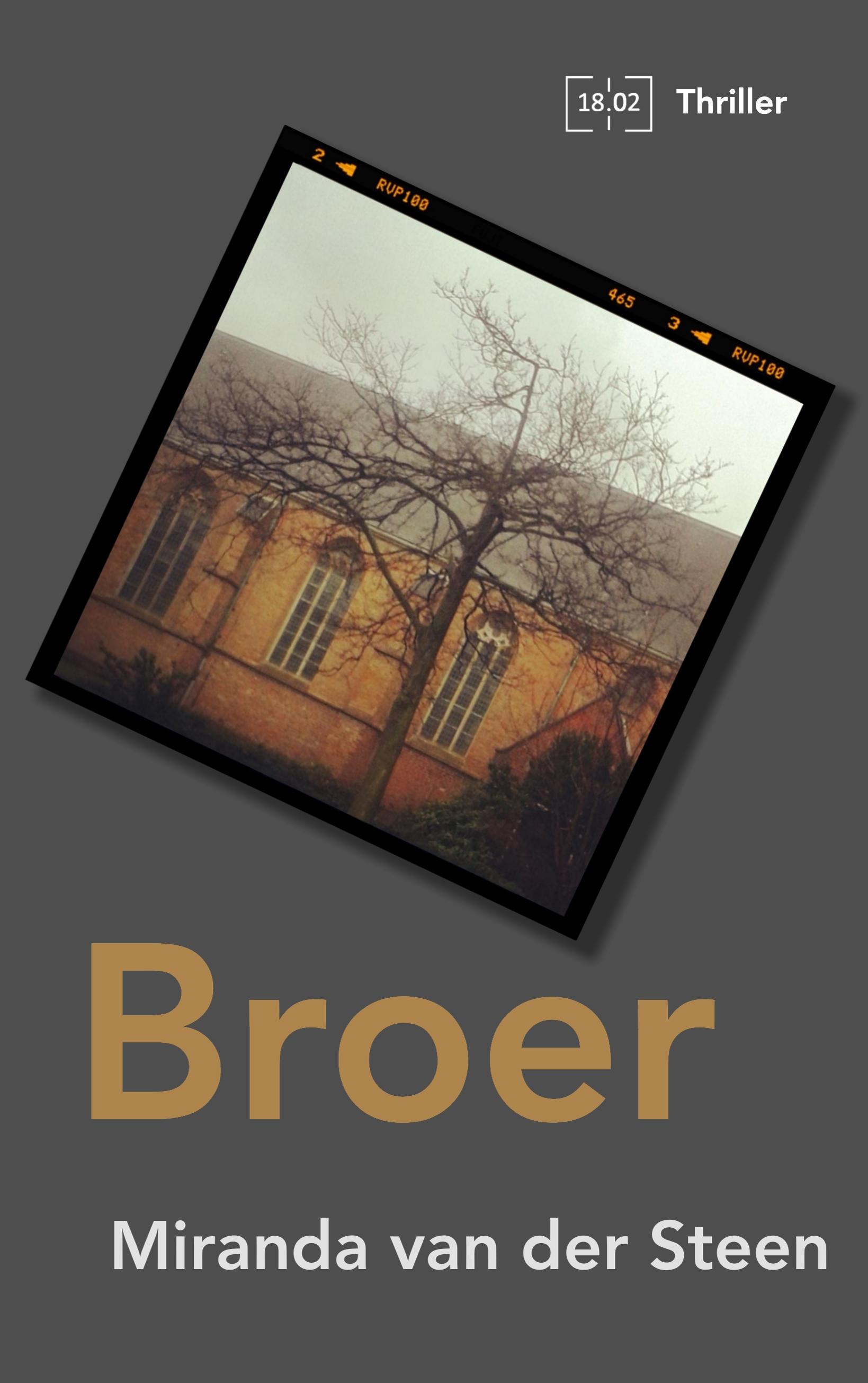 Broer – Miranda van der Steen