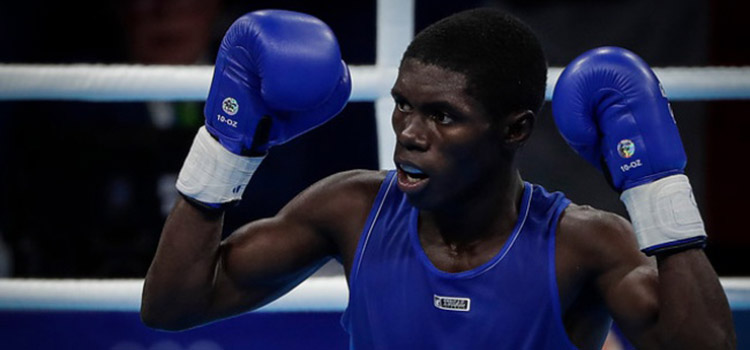 Yuberjén le da la primera medalla de plata en boxeo olímpico a Colombia