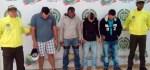 6 hombres acusados de homicidio y tentativa de homicidio fueron capturados en Armenia y Quimbaya