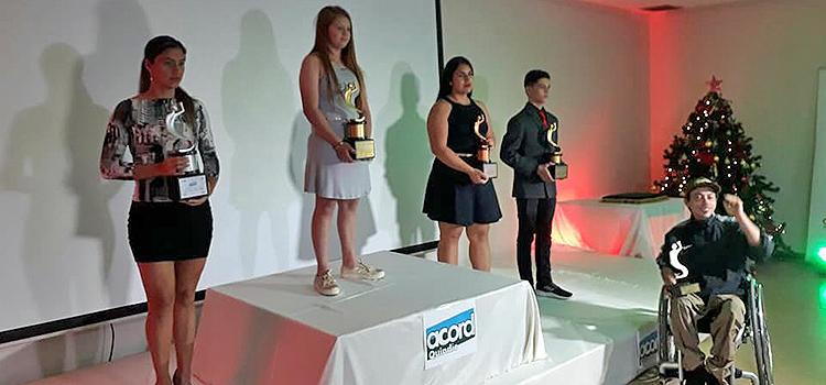 La bicicrosista Silvana Muñoz elegida como la deportista quindiana del año