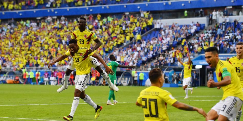 Colombia vs Inglaterra el duelo de octavos de final