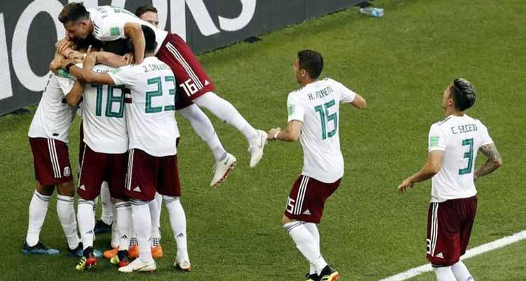 En el último suspiro Alemania le ganó a Suecia. México con 6 puntos aun no está clasificado