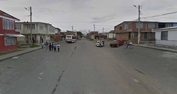 Delincuentes se enfrentaron a tiros con policía en Tebaida