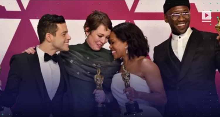 Los grandes ganadores de los Oscar 2019