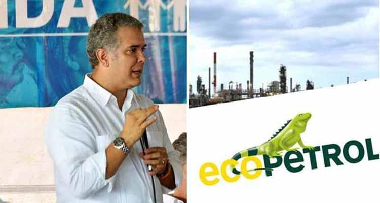 gobierno Duque vende 8.5% de Ecopetrol