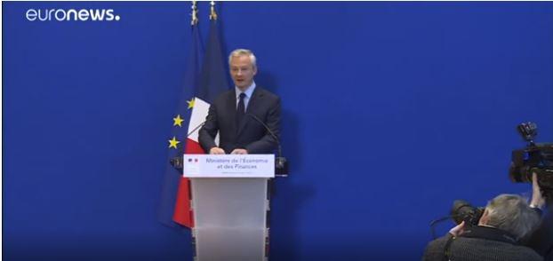 Francia aprueba impuestos y pone en cintura grandes empresas digitales