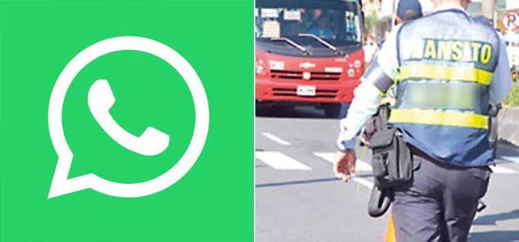 Buscan judicializar a participantes de grupos de whatsapp que adviertan sobre retenes