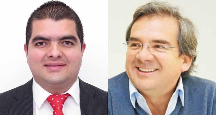 Julián Bedoya y Germán Varón senadores que menos trabajan