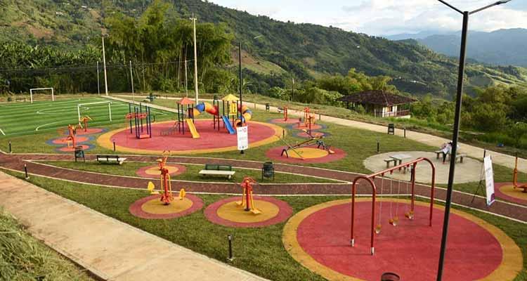 Buenavista estrena nuevos espacios en el parque de recreación El Mirador