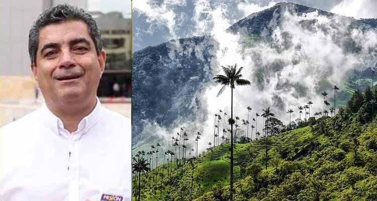 Gobernación de Carlos Osorio demandó acuerdo municipal que protegía a Salento de Megaminería