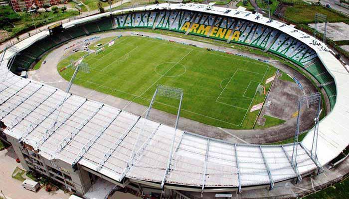 Confirman a Armenia como sede del Suramericano de Fútbol Sub-20 en 2021