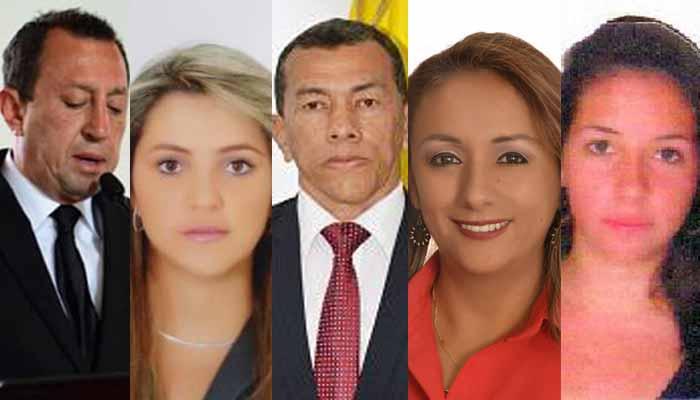 Investigación alcalde Armenia Piedad Correal