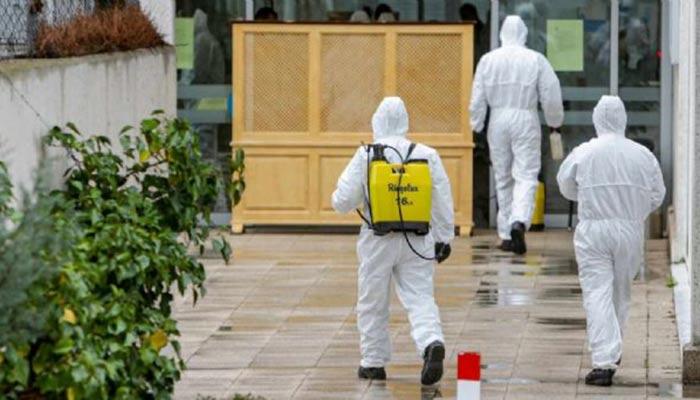 Encuentran cadáveres de adultos mayores abandonados con coronavirus en España