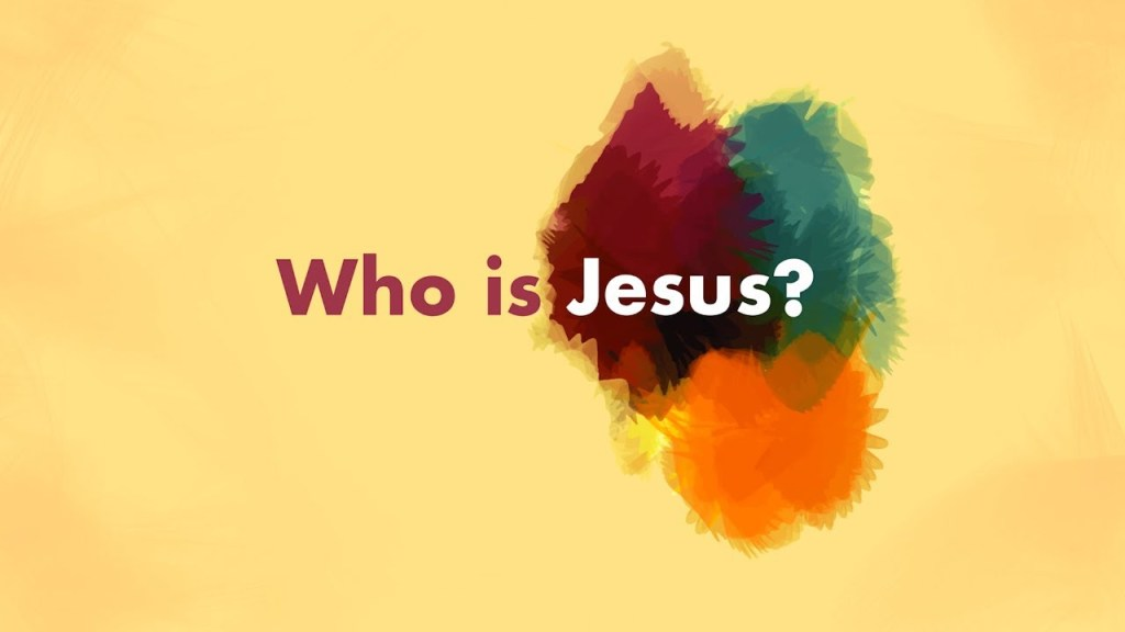who-is-jesus