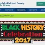 Black History Celebration This Weekend
