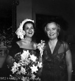 """Sugar"" Haywood, step-daugther of CV Henkel and her mother, Mimi Haywood Henkel"