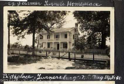 The House in 1940