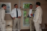 Guys before wedding