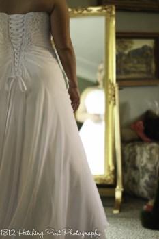 Bride's room photo