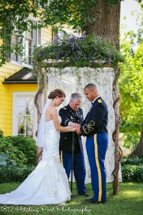 Military Wedding Wisteria-9