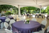Antique Lilac overlays with gray sashes