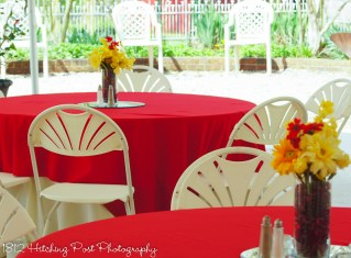 Red Overlays
