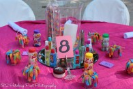 Hot Pink Kid's Table