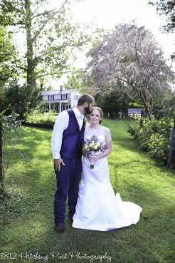Navy Sunflower Wedding-21